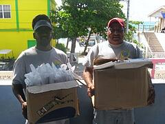 Ambergris Caye School Volunteers