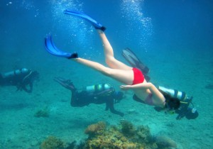 Snorkel on Ambergris Caye