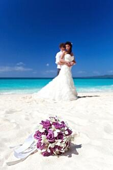 getting married on ambergris caye