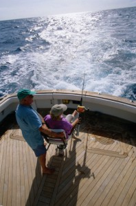 charter a fishing boat in belize