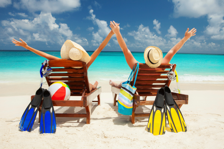 relaxing at the beach the best beaches in the world
